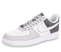 Sneaker 'air Force' grau / weiß