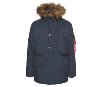 Parka 'polar Jacket' nachtblau