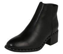 'Booties' Ankle Boots schwarz