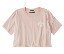 Shirt 's219-Print Logo Tee'
