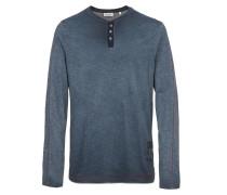Shirt 'Godal' blaumeliert