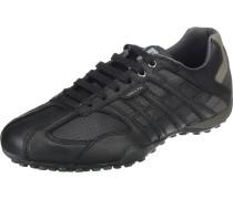 U Snake K Freizeit Schuhe schwarz