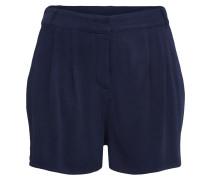 Shorts 'volume' dunkelblau