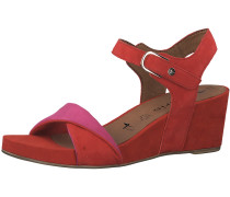 Sandale pink / rot
