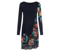 Kleid 'vest_Utha' mischfarben / schwarz