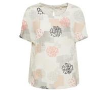 Shirt 'Pretty Greta' altrosa / weiß