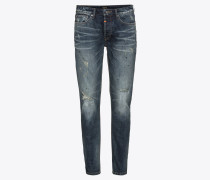 Jeans 'Morten 9502 ripped' blue denim