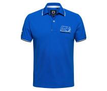 Poloshirt himmelblau / blau / azur