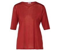 Shirt 'Tencel' rot