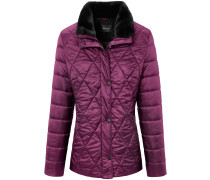 Steppjacke mit Thermofleece-Wattierung