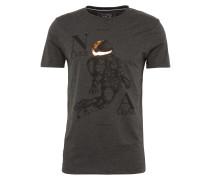 T-Shirt 'crewneck with figurative print'