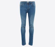 Jeans 'warp 393 MED Blue Knee CUT Exp'