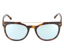 Sonnenbrille 'Nice' blau / braun