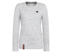Knit Pullover grau
