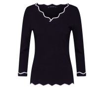 Pullover 'pullover Longsleeve' schwarz