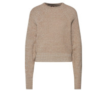 Pullover 'To Good Pullover' sand