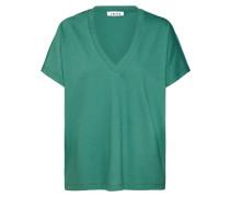 Shirt 'Terra' dunkelgrün