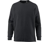 Sweatshirt 'zne Crew2' schwarz