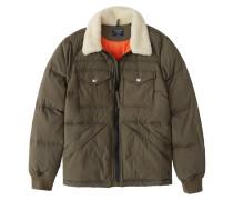 Jacke 'sherpa Collar Core Puffer 2Cc'