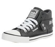 Sneaker 'Roco' dunkelgrau / weiß