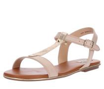 Sandale 'ladder' nude