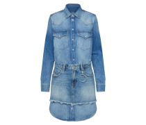 Kleid 'de-Desy-P' blue denim