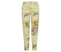 Jeans '5622 3D' gelb / mischfarben