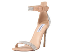 High Heels 'mischa' puder / silber