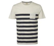 O-Ausschnitt-T-Shirt