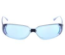 Sonnenbrille marine / hellblau