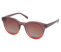 Sonnenbrille 'Tamara' rot