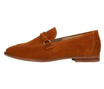 Loafer cognac