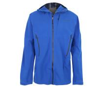 Sport-Funktionsjacke 'Galvanized' blau