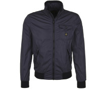 Blouson Captain anthrazit / schwarz
