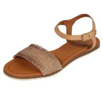 Sandale 'Lara' beige