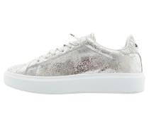 Sneaker 'Impressions Crack' silber