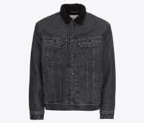 Jeansjacke 'sherpa Jacket'