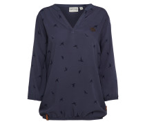 Casual Bluse navy