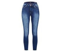 Jeans 'blush' blue denim