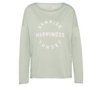 Sweater 'Sunrise Happiness' khaki