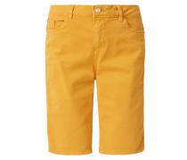 Shorts goldgelb