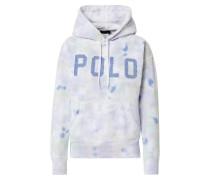 Sweatshirt weiß / mischfarben