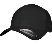 Golfer Magnetic Button Cap schwarz