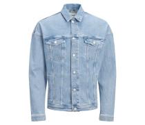 Oversize Jeansjacke blue denim