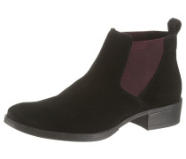Chelseaboots 'Donna Laceyin' oxid / schwarz