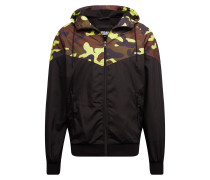 Jacke 'Pattern Arrow'