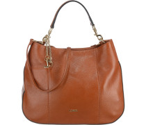 Handtasche 'Bettina ' braun