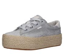 Sneaker 'wanda' hellgrau / offwhite