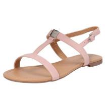 Damen - Sandalen 'Pepe T-Strap' rosa