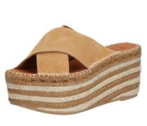 Sandale 'yoko34' beige